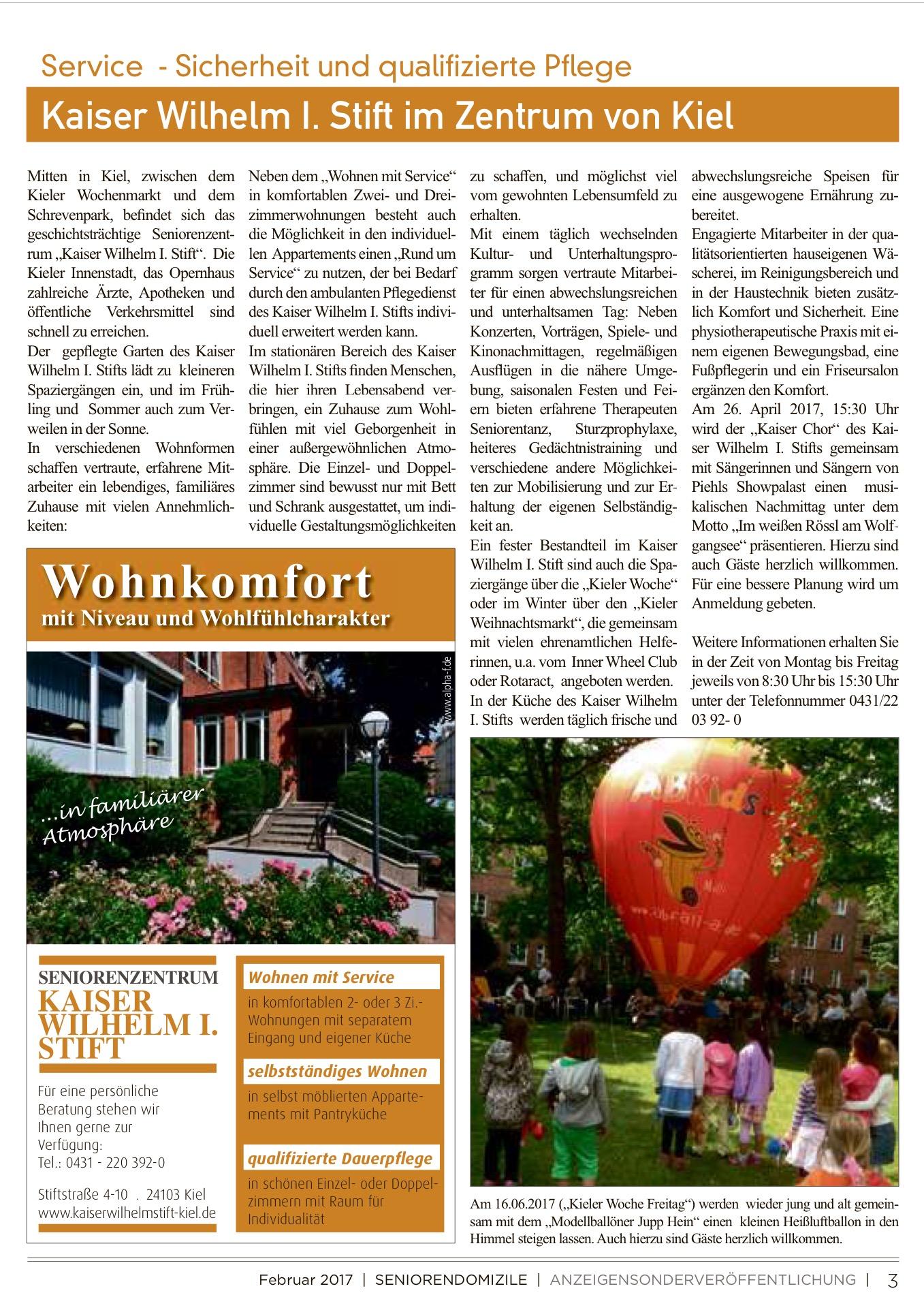 post image Ballonfahrer Jupp Hein zeigt Herz für Kinder und Senioren