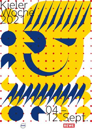 Kieler-Woche-2021-Plakat